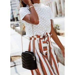 NWT Sezane Amandine Skirt